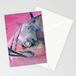 Pinkish Stationery Cards