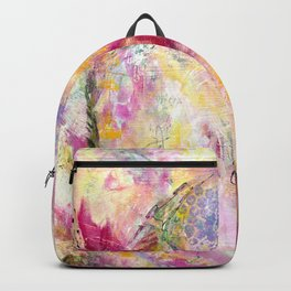 We Can Go Wherever You Want To Go Backpack