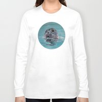 seal Long Sleeve T-shirts featuring seal by ARTito