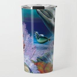 Dolphinius Travel Mug