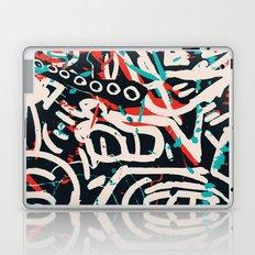 Street Art Pattern Graffiti Post Laptop & iPad Skin
