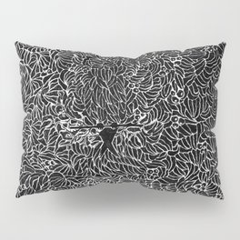 Owl in a Coma Pillow Sham