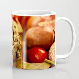 Arbores autumnales effectu Coffee Mug