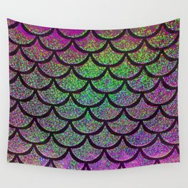 Juniper Jam Scales Wall Tapestry