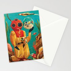 Fish Tank Stationery Cards