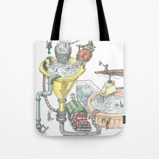 The Wonderful World of Water! Tote Bag