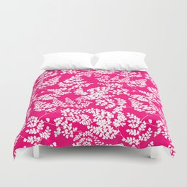 Spring Pink Duvet Cover