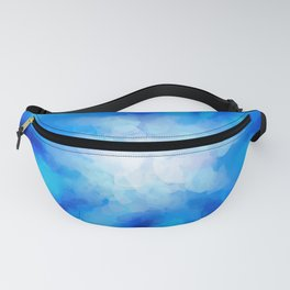 Tropical Sea Flower Fanny Pack