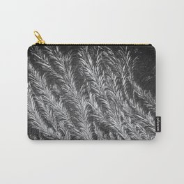 Ice Patterns Carry-All Pouch