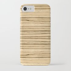 Zebrawood Slim Case iPhone 7