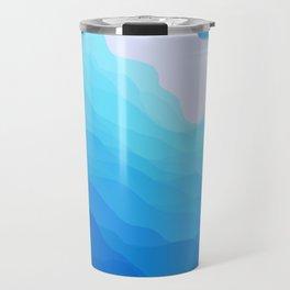 Icy Abyss Travel Mug