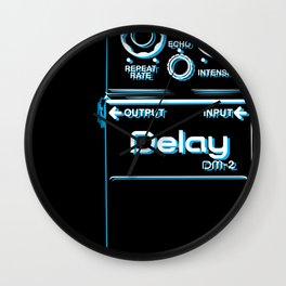 Double Delay – DM-2 Wall Clock