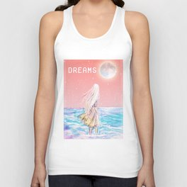 dreams Unisex Tank Top