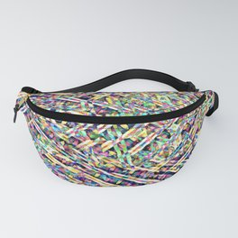 Interwoven Fanny Pack