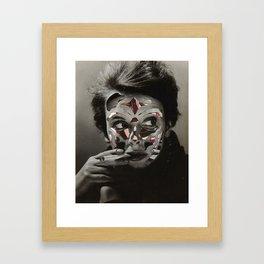 Nicotine (2014) Framed Art Print