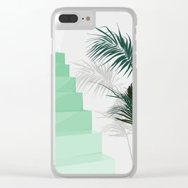 House of the cat Clear iPhone Case