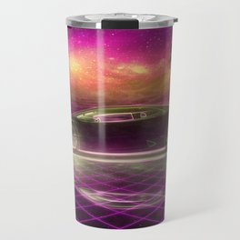 Back to the eighties Travel Mug