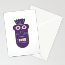 Animals monkey Stationery Cards