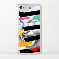 Composition 470 Clear iPhone Case