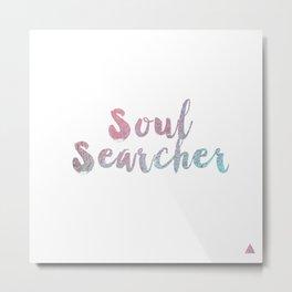 Soul Searcher - Print Metal Print