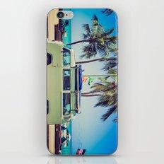 Camper beach 5 iPhone & iPod Skin