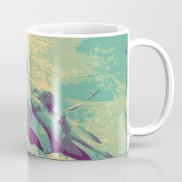Air Force 1 fighter jet Coffee Mug