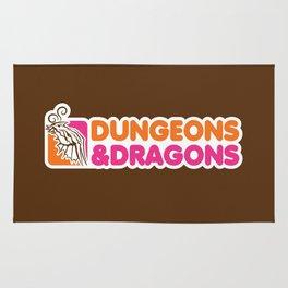 D&D All Nighter Rug