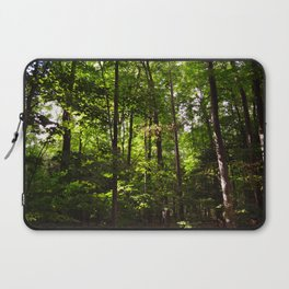 Forest // Silent In The Trees  Laptop Sleeve