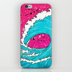 The Sea's Wave iPhone Skin