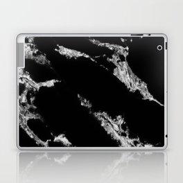black marble no. 2 Laptop & iPad Skin