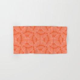 Basketweave-Persimmon Hand & Bath Towel