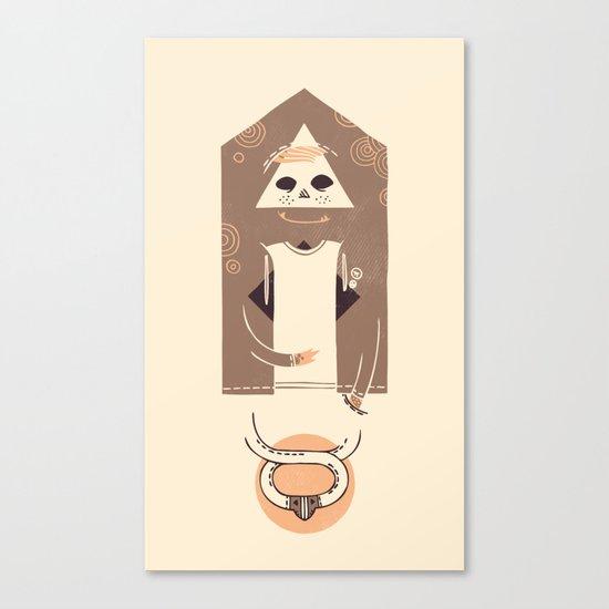Bjorn Canvas Print