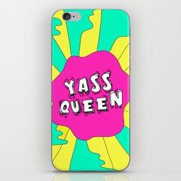 Broad City Yass Queen iPhone Skin
