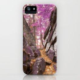 Gettysburg Grotto - Lavender Fantasy iPhone Case