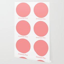 American Pink Wallpaper