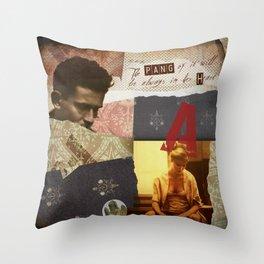 Scorned Throw Pillow