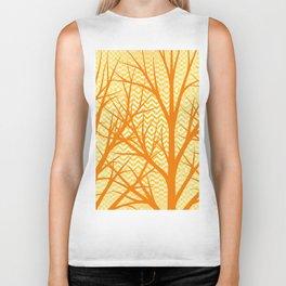 Beyond the Orange Trees Biker Tank