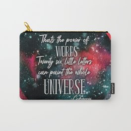 Godsgrave Quote Carry-All Pouch
