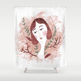 Daphné Shower Curtain