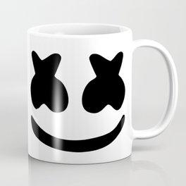 Marshmello Helmet Coffee Mug