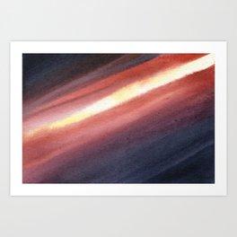 Energy Bar Art Print