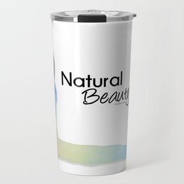 Natural Beauty Travel Mug