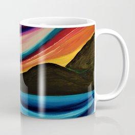 Sweeping down to the sea Coffee Mug
