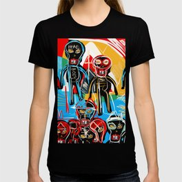 One in crowd T-shirt