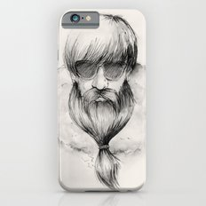 homeless hipster iPhone 6s Slim Case