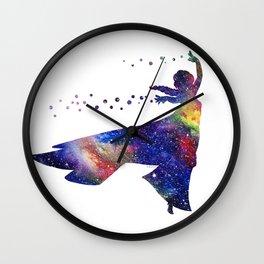 Elsa the Snow Queen Wall Clock