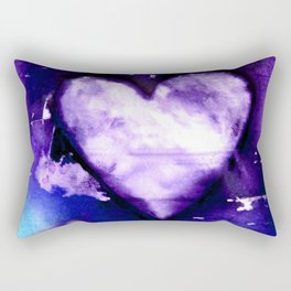 Heart Dreams 3I by Kathy Morton Stanion Rectangular Pillow