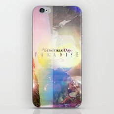 Just Another Day in Paradise iPhone & iPod Skin