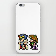 Final Fantasy II - Cecil and Rosa iPhone & iPod Skin