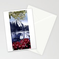 Reflections of El Capitan Stationery Cards